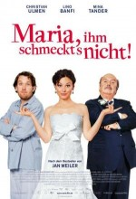 Maria, He Doesn't Like It (2009) afişi