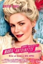 Marie Antoinette (2006) afişi