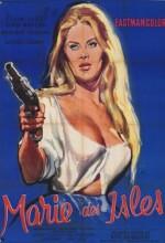 Marie Des ısles (1960) afişi