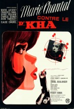 Marie-chantal Contre Le Docteur Kha (1965) afişi