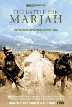 Marjah Için Savaş (2011) afişi
