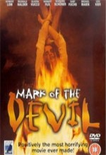 Mark Of The Devil (1984) afişi