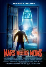 Marsl�lar, Annem ve Ben - Mars Needs Moms! izle