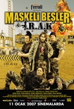 Maskeli Be�ler Irak HD Film �zle