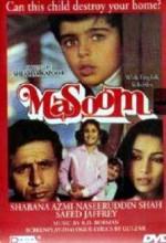 Masoom (1983) afişi