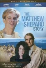 Matthew Shepard'ın Hikayesi (2002) afişi
