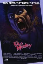 Mavi Maymun (1987) afişi