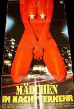 Mädchen Im Nachtverkehr (1976) afişi