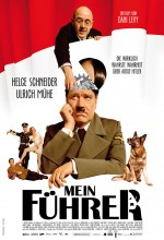 Mein Führer: The Truly Truest Truth About Adolf Hitler (2007) afişi