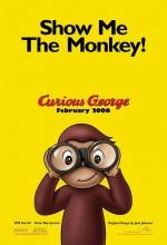 Meraklı Maymun (2006) afişi