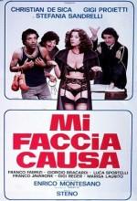 Mi Faccia Causa (1984) afişi