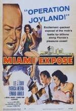 Miami Expose (1956) afişi