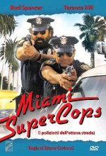 Miami Supercops (1985) afişi