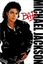 Michael Jackson Bad (1987) afişi