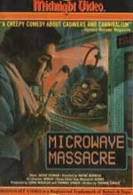 Microwave Massacre (1983) afişi