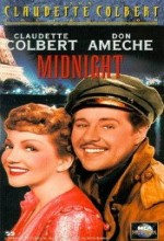 Midnight (1939) afişi