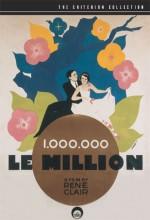 Milyon (1931) afişi