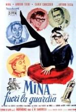Mina... Fuori La Guardia (1961) afişi
