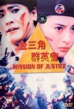 Mission Of Justice (1992) afişi