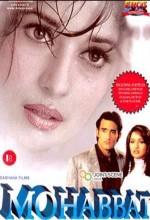 Mohabbat (1997) afişi