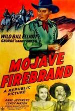Mojave Firebrand (1944) afişi