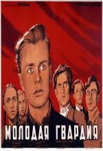 Molodaya Gvardiya (1949) afişi