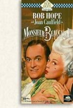 Monsieur Beaucaire (1946) afişi