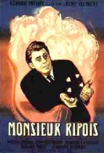 Monsieur Ripois (1954) afişi