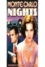 Monte Carlo Nights (1934) afişi