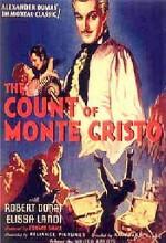 Monte Kristo (1934) afişi