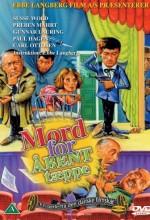 Mord For åbent Tæppe (1964) afişi