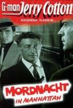 Mordnacht In Manhattan (1965) afişi