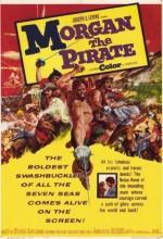 Morgan Il Pirata (1960) afişi