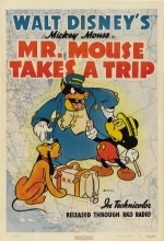 Mr. Mouse Takes A Trip (1940) afişi