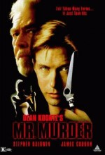 Mr. Murder (1998) afişi