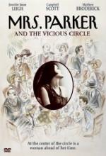 Mrs. Parker And The Vicious Circle (1994) afişi
