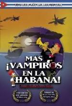 Havana'daki Vampirler Çoğaldı (2003) afişi
