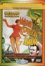 Música, Espuelas Y Amor (1955) afişi
