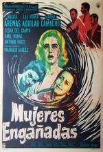 Mujeres Engañadas (1961) afişi