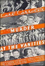 Murder At The Vanities (1934) afişi