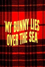 My Bunny Lies Over The Sea (1948) afişi