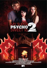 My Super Psycho Sweet 16: Part 2 (2010) afişi