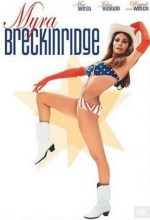 Myra Breckinridge (1970) afişi