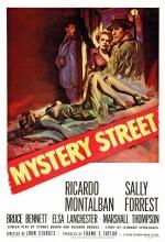 Mystery Street (1950) afişi