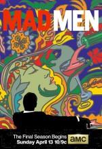 Mad Men Sezon 7 (2014) afişi