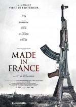 Made in France (2015) afişi