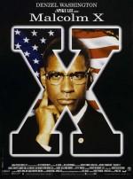 Malcolm X (1992) afişi