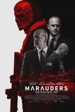 Marauders (2016) afişi