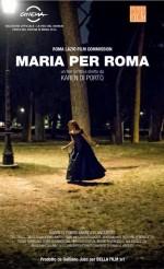 Maria per Roma (2016) afişi