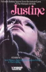 Marquis De Sade: Justine (1969) afişi
